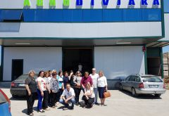 Women Farmers From Kosovo on a Study Tour to Albania to Gain Regional Insight