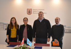 Swisscontact Kosovo Signs a Memorandum with the Municipality of Prishtina to Develop the City's Tourism Strategy