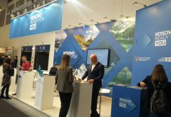 Kosovo Exhibits its Tourism Offer At The World's Leading Travel Trade Show