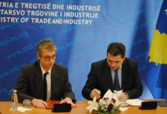 Swiss Government Continues Support to Promote Private Sector Employment in Kosovo