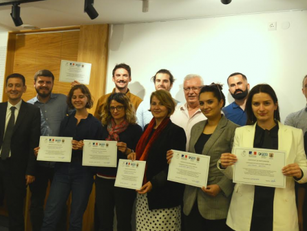 First Cohort of French-Speaking Tour Guides Obtain Certificates