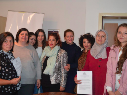 Women Start New Businesses with Swiss Support
