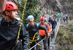 "Via Ferrata ""Panorama"" Adds to the Attraction of Prizren"
