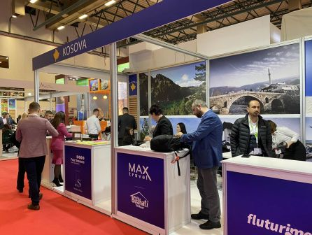 Kosovo at Top Tourism Exhibition in Turkey
