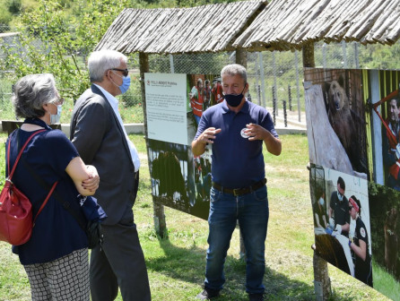 Swiss Ambassador to Kosovo Visits A Top Tourism Destination