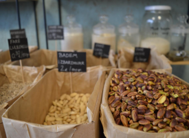 Kosovo Entrepreneur Brings Nut Based Products to the Market